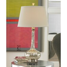 "Oristano 33"" H Table Lamp with Empire Shade"