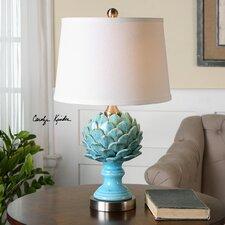 """Cynara 22.25"""" H Table Lamp with Empire Shade"""
