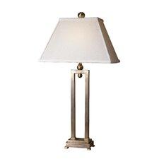 "Conrad  29"" H Table Lamp with Empire Shade"