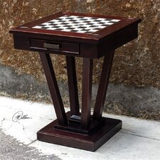 Fineas Wood End Table