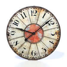 "Oversized 29"" Ellsworth Wall Clock"