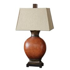 """Suri 35"""" H Table Lamp with Empire Shade"""