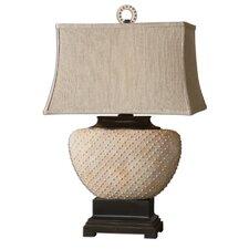 "Cumberland 29"" H Table Lamp with Rectangular Shade"