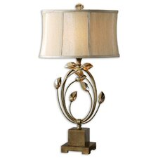 """Alenya 29"""" H Table Lamp with Oval Shade"""