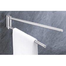 """Bathroom Accessories 18"""" Wall Mounted  Towel Bar"""