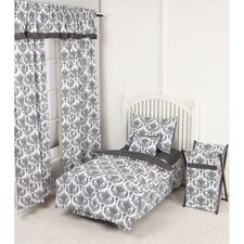 Classic Damask 4 Piece Toddler Comforter Collection
