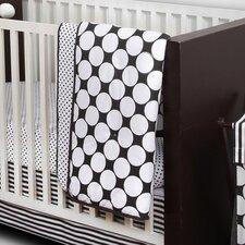 Dots/Pin Stripes Blanket