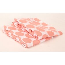 Ikat Dots 2 Piece Crib Sheet Set