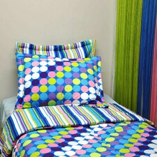 Dots & Stripes Comforter Set