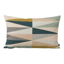Spear Organic Cotton Lumbar Pillow