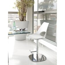 Shark Adjustable Height Swivel Bar Stool