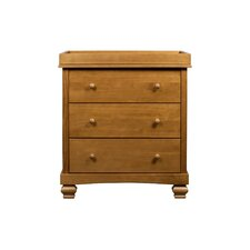 Clover 3 Drawer Changing Dresser
