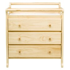 Emily 3 Drawer Changing Dresser