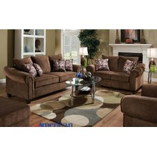 Derrick Living Room Collection