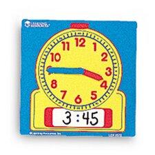 Write on Wipe off Clocks Educational Tool Set (Set of 10)