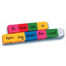 Reading Rods Sentence Building Kit Letters