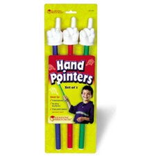 Hand Pointers (Set of 3)