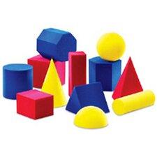 12 Piece Everyday Shapes Activity  Set