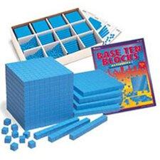 Base Ten Class Plastic  Set