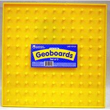 Geoboard 11 X 11 5-pk