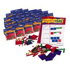 Algebra Tiles Classroom 30 Tool Set