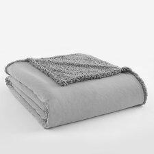 Micro Flannel Sherpa Cotton Blanket