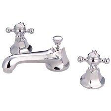 Metropolitan Widespread Bathroom Faucet with Double Cross Handles