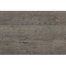 "7"" x 46"" x 9.5mm Luxury Vinyl Plank in Galleon"