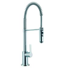 One Handle Single Hole Round Bar Faucet