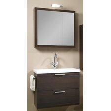 """Luna 30"""" Single Bathroom Vanity Set"""