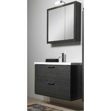 """Luna 39"""" Single Bathroom Vanity Set"""