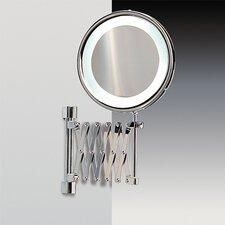 Fluorescent Light 5X Magnifying Mirror