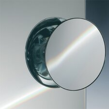 3X Magnifying Mirror with 3 Suction Pads