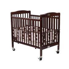 Pocket Convertible Crib with Mattress