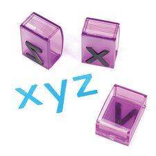 See and Stamp Jumbo Lowercase Alphabet Stamps