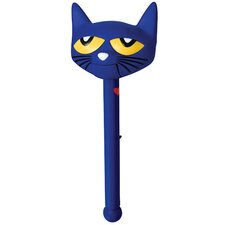 Pete Cat Puppet-On-A-Stick