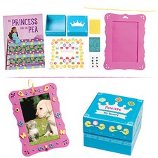 Once Upon a Craft Princess and Pea