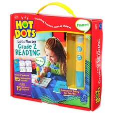 Hot Dots Jr Let'S Master Grade 2 Reading