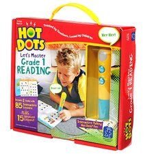 Hot Dots Jr Let'S Master Grade 1 Reading