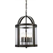 Chesapeake 6 Light Outdoor Hanging Lantern