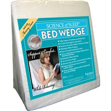 Memory Foam Bed Wedge Pillow