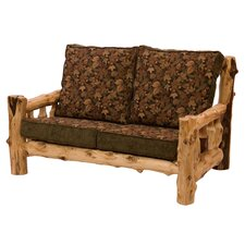Cedar Loveseat