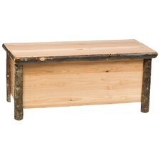 Hickory Trunk Blanket Chest