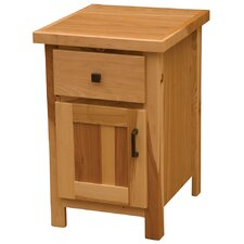 Simply 1 Drawer Nightstand