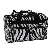 Tote Bag in Zebra
