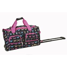 "22"" Travel Duffel with Shoulder Strap"