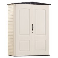 4 Ft. W x 2 Ft. D Plastic Storage Shed