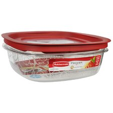 9 Cup Premier Square Food Storage Container with Lid
