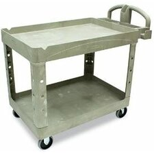 Commercial Heavy-Duty Utility Cart