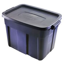 Roughneck Plastic Storage Tote (Set of 12)